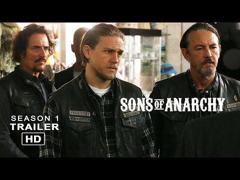 Men Motorcycle - Sons of Anarchy Final Season | Sons of