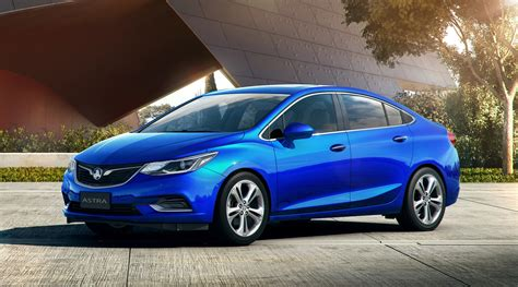 New Holden Astra Sedan Is No Opel In Drag, But a Chevrolet