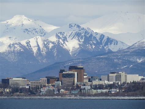 Anchorage, Alaska Is The Best City In America