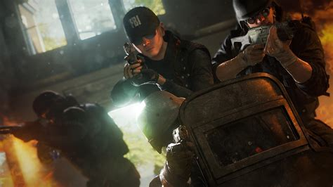 Rainbow Six Siege trailer is all about the operators - VG247