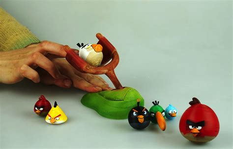 Tabletop Angry Birds? Who Needs a Smartphone When You can