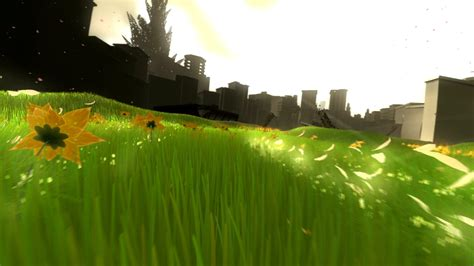 flower (PS4 / PlayStation 4) News, Reviews, Trailer