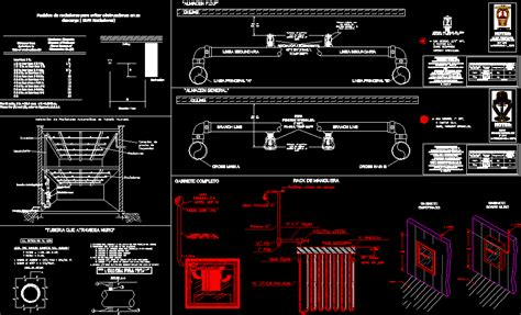 Sprinklers And Hoses DWG Detail for AutoCAD • Designs CAD