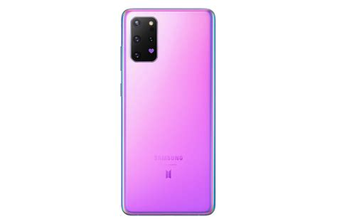 The Samsung Galaxy S20+ BTS Edition Launches July 9