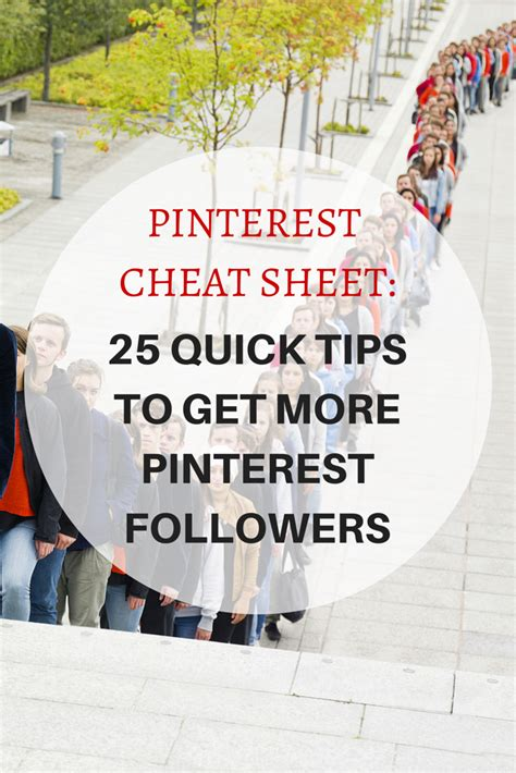 Visual Content Marketing: 25 tips for more Pinterest followers