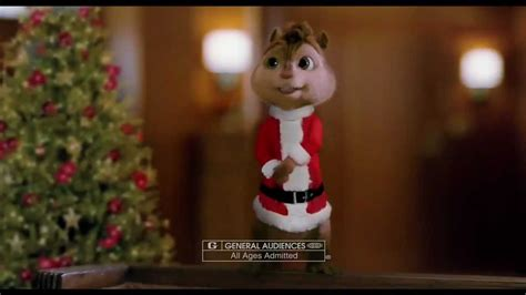 Alvin And The Chipmunks 3 Chipwrecked (christmas Trailer