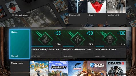 Xbox Game Pass Quests (Preview) Available Now - Xbox Wire