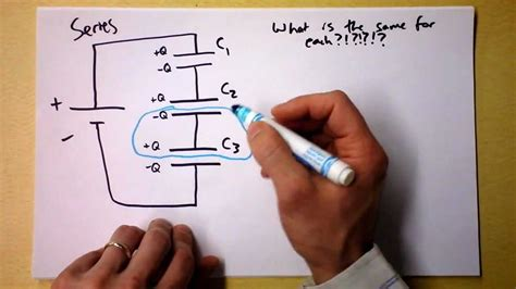 Doc Physics - Equivalent Capacitance for Capacitors in
