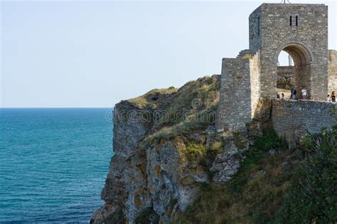 The Medieval Fortress Of Kaliakra