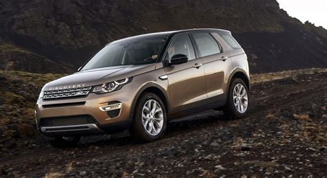 2015-2016 Land Rover Discovery Sport recalled to fix
