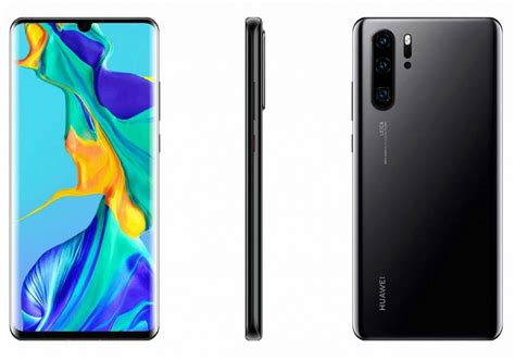 Huawei P30 and P30 Pro leak yet again, confirming most