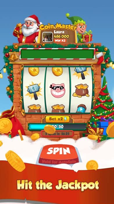 Universal - Coin Master (by Moon Active) | TouchArcade