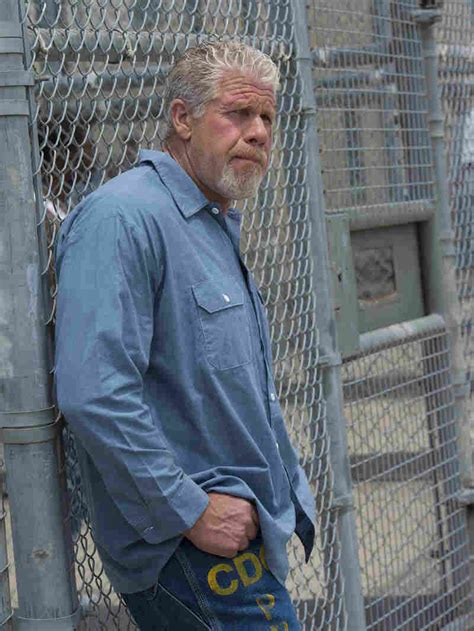 Interview: Actor Ron Perlman, Author Of 'Easy Street (The