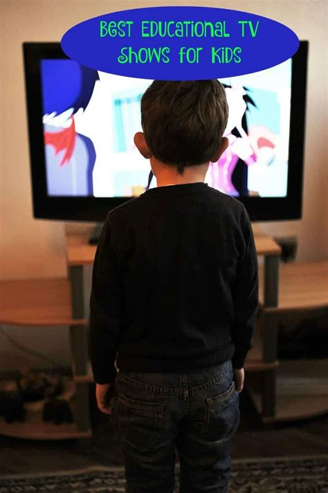 The Best Educational TV Shows for Kids - Our Family World