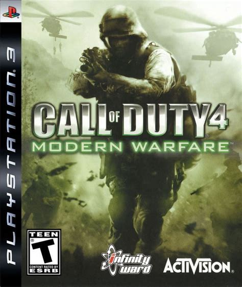 Call of Duty 4: Modern Warfare - PS3 | Review Any Game