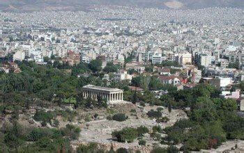 Athens, Birthplace of Democracy