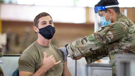 Here's why soldiers are changing their minds to get the