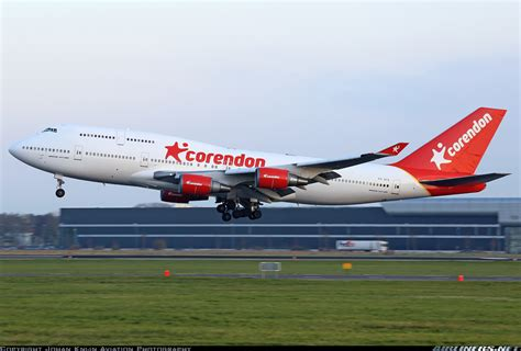 Boeing 747-406 - Corendon Airlines | Aviation Photo