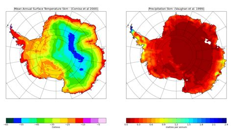 Present Day Antarctica - Interactive System for Ice sheet