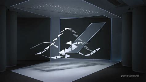 New kinetic installation by ART+COM for Deutsche Bank