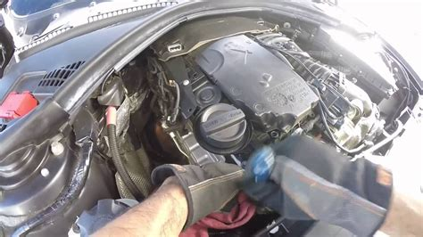 BMW 320 d F30 F31 Clean EGR Valve - replacement- Motor