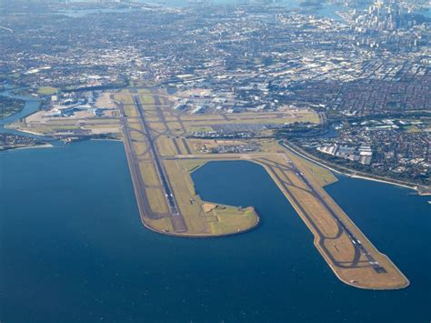NEWS Up to 70 flights cancelled at Sydney Airport due to