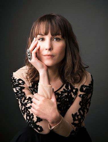 Noomi Rapace, the Girl Past the Dragon Tattoo - The New