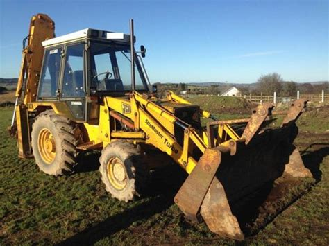 JCB 3CX   With Bucket, In excellent condition for year