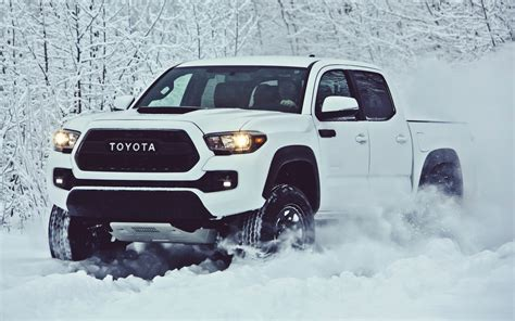 2017 Toyota Tacoma TRD Pro Double Cab - Wallpapers and HD