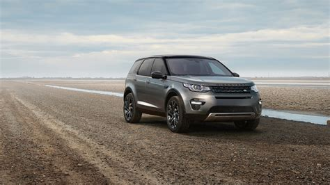 Discover The New Discovery Sport Mid Size SUV - Land Rover