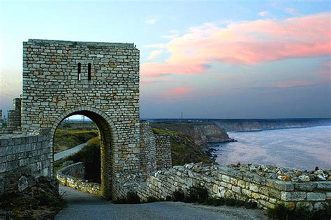 Kaliakra fortress   This place is near to Varna