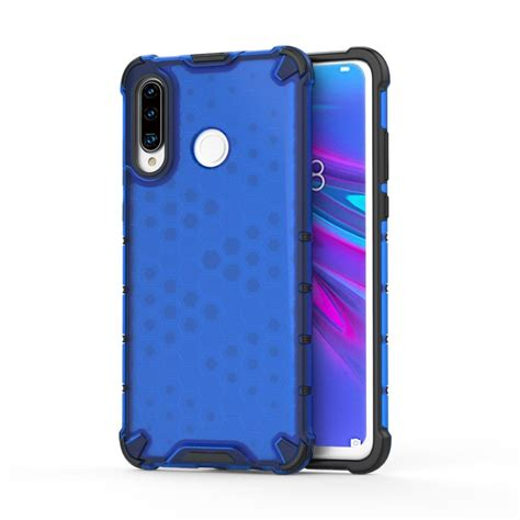 Huawei P30 Lite - Coque Honeycomb protectrice