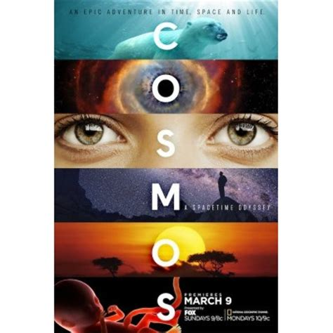 Cosmos: A SpaceTime Odyssey TV Poster - Internet Movie