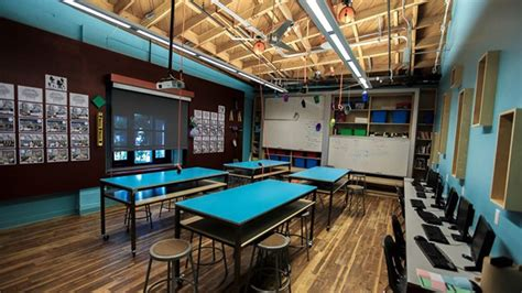To Inspire Learning, Architects Reimagine Learning Spaces