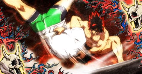 Hinomaru Sumo - Mid Series Anime Review - All Your Anime